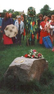 The Ring Stone at Avebury