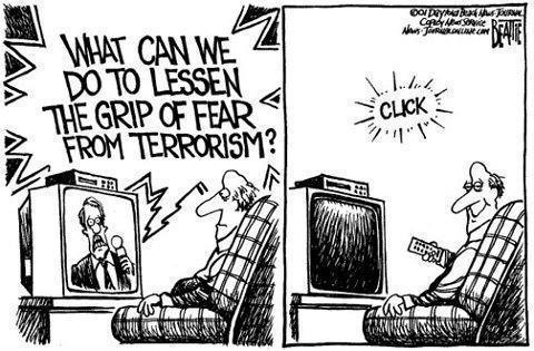 Fear & TV