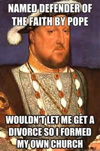 HenryVIII&Pope
