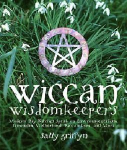 Sally Griffyn, Wiccan Wisdomkeepers