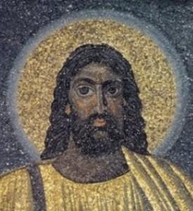 Black Jesus, Rome, 530 CE