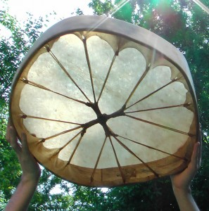 The first drum