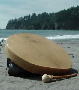Third Beach - Red Deer drum & Mugwortedit
