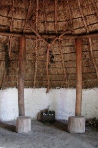 roundhouse interior antlers