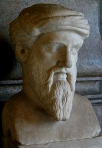 Pythagoras Capitoline Museum Rome