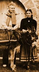 Robert Graves Judith Bledsoe 1950