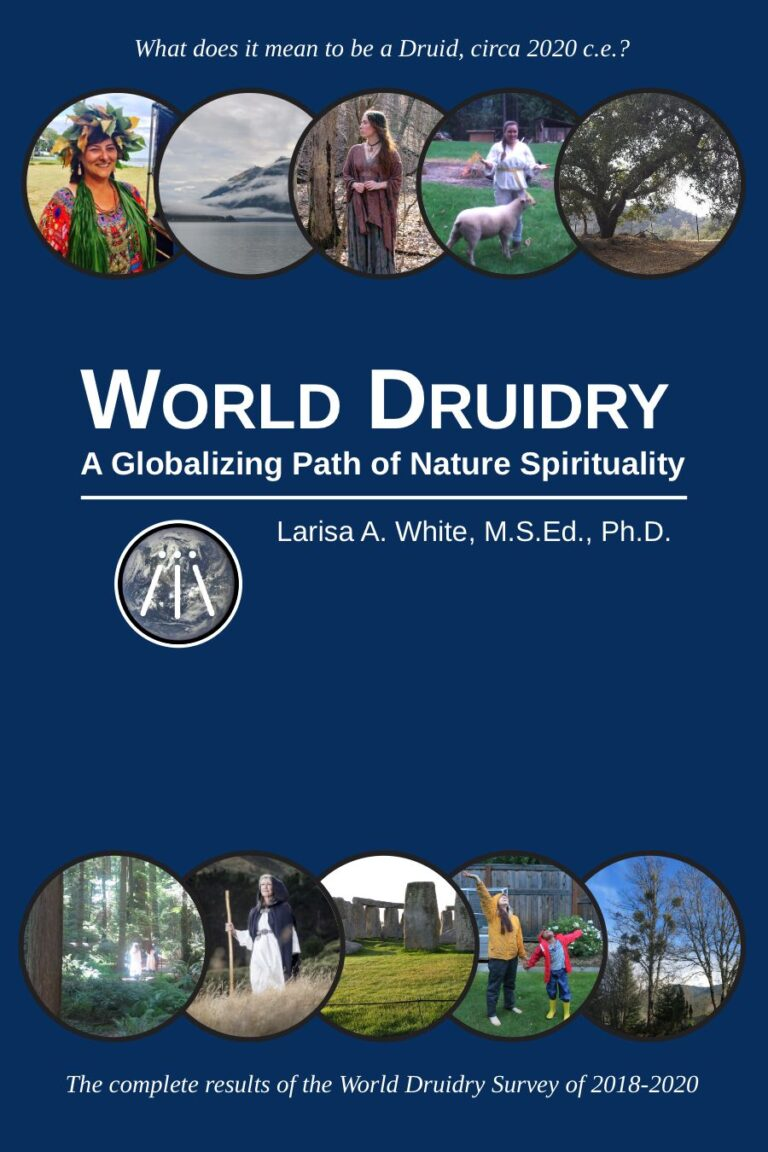 Book Review: 'World Druidry' by Larisa A. White (2021)